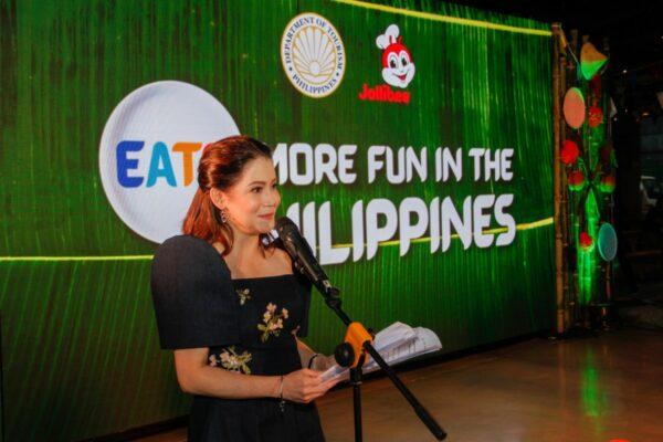 Tourism Secretary Bernadette Romulo-Puyat photo via DOT