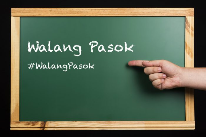 #WalangPasok Announcements Class suspensions for March 2020