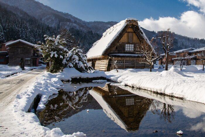 shirakawa-go winter