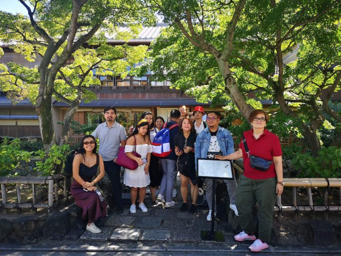 AirAsia Osaka Famtrip participants