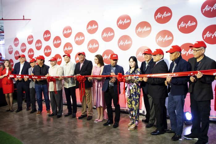 AirAsia unveils modern RedPoint office at NAIA T3