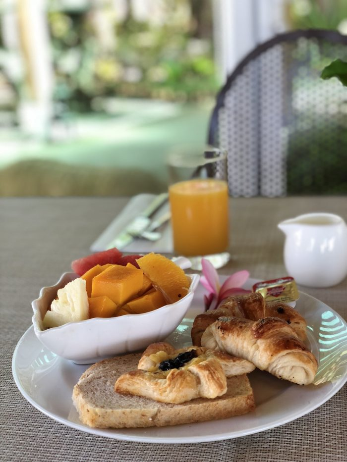 Breakfast at Amorita Resort