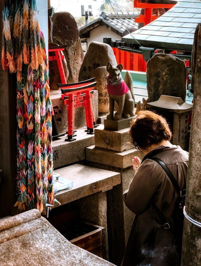 Fushimi Inari Taisha by @ridzjcob via Unsplash