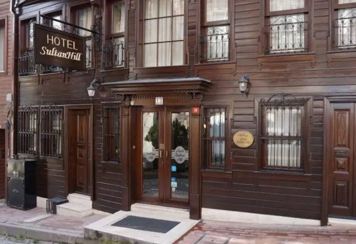 Hotel Sultan Hill Istanbul