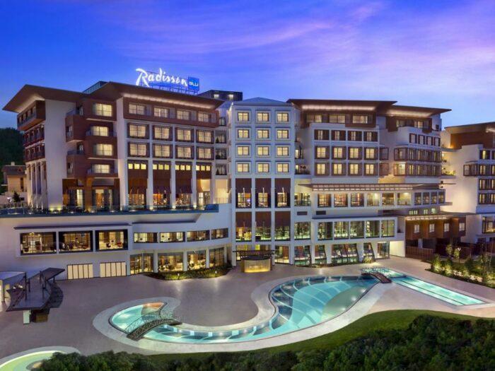 Radisson Blu Hotel and Spa - Istanbul Tuzla