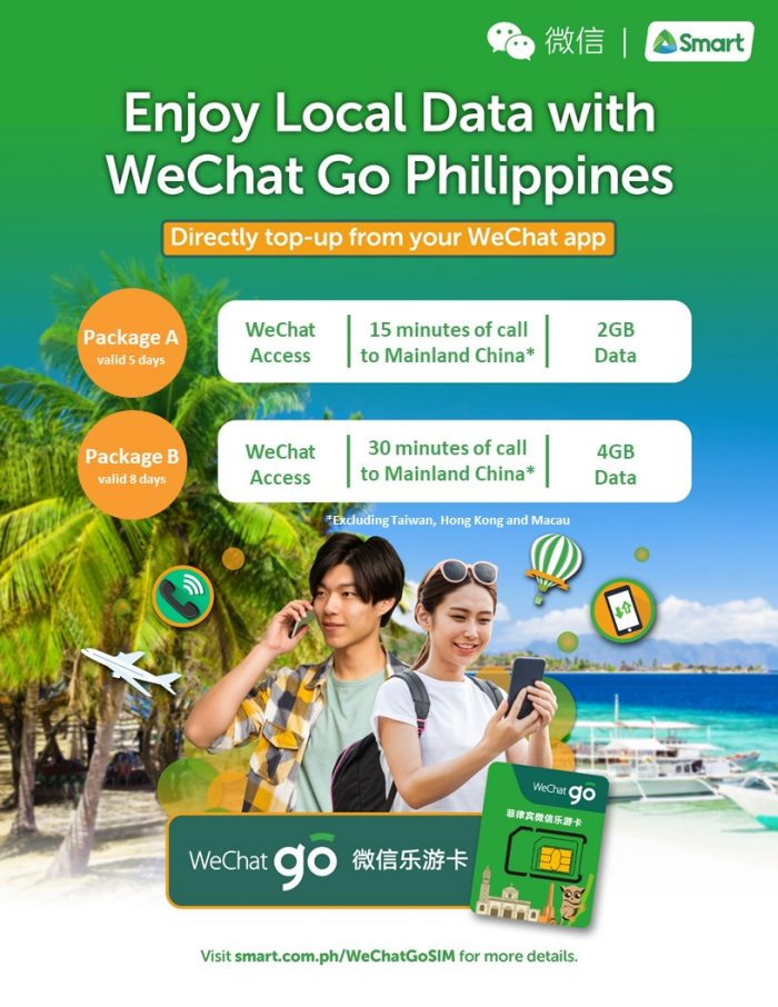 Smart WeChat Go Philippines