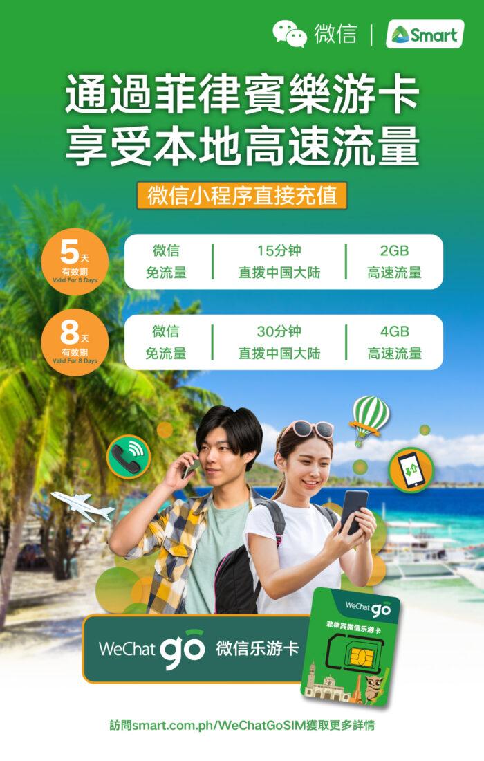 Smart WeChat Go SIM