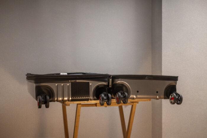 SwissTech Stylish Luggage