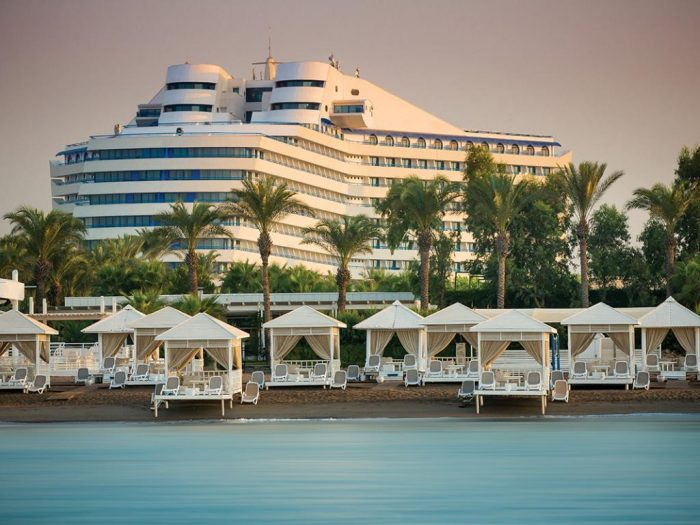 Titanic Beach Lara Hotel in Antalya