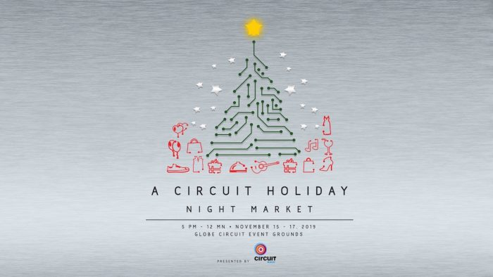 A Circuit Holiday Night Market