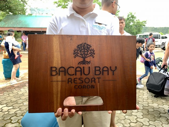 Bacau Bay Resort Coron Airport Transfers