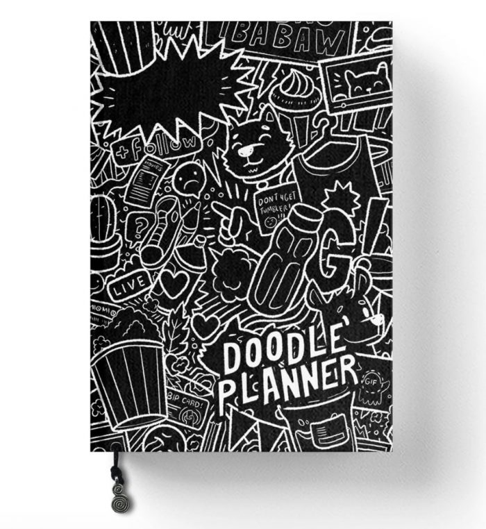 FILED's Doodle Planner