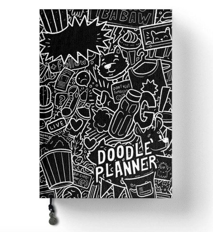 FILED's Doodle Planner
