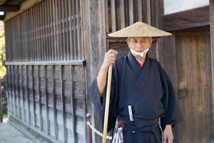 Friendly Dejima's Gatekeeper