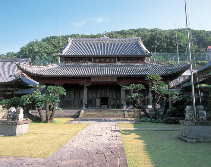 Koufukuji Temple, Nagasaki City