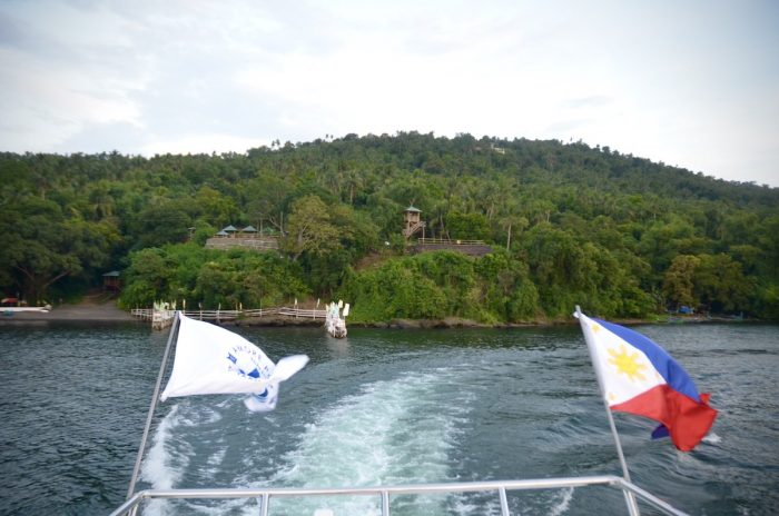 Lakepoint Manakah is only accessible via water