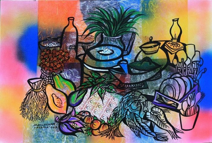 Charitable Art Exhibit Showcase the Culinary Creativity and Bounty of the Philippines