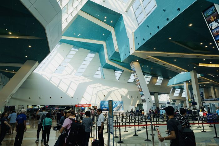 Marina Bay Cruise Centre termina