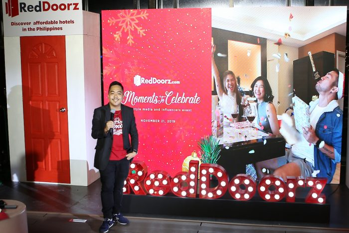 Moments to Celebrate with RedDoorz Event