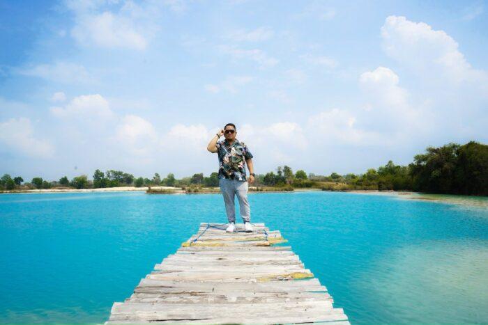 Shore Excursion at Telaga Biru in Bintan Indonesia