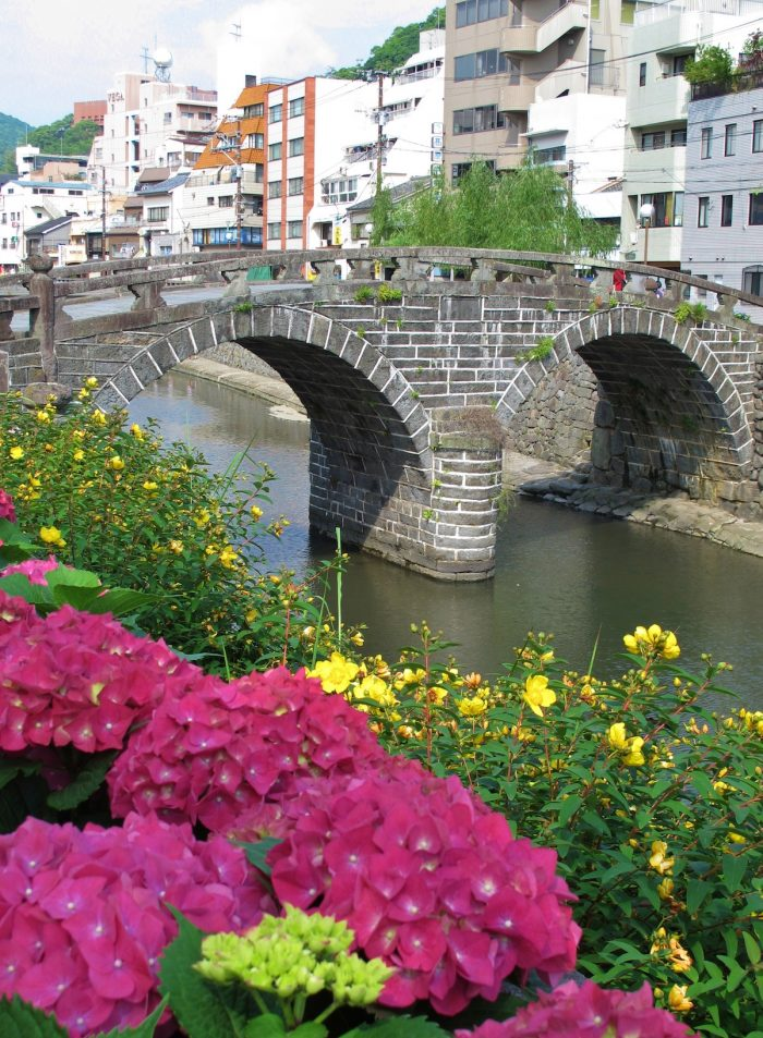 Spectacle Bridge, Nagasaki City
