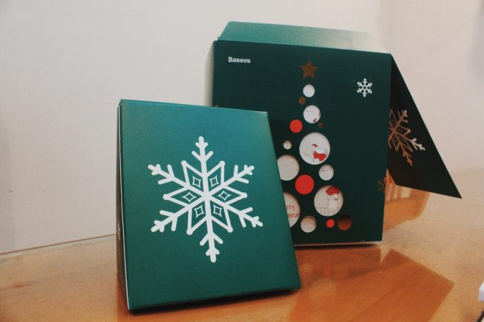 Unboxing: The Great Baseus Christmas Car Accessories Gift Set