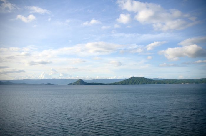 View of Taal Lake and Taal Volcano at Lakepoint Manakah