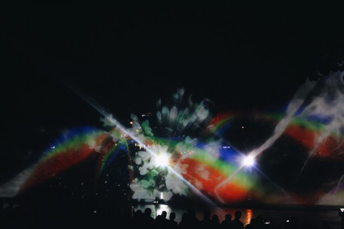 teamLab Nuvali Interactive Water Show