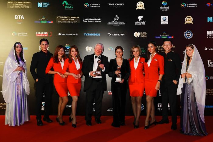 AirAsia Wins World's Leading Low-Cost Airline Title  At The World Travel Awards Grand Final
