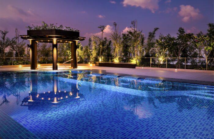 Belmont Hotel Roofdeck Pool