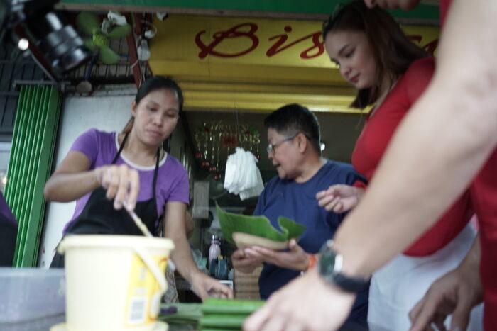Bibingka in Kawit Cavite