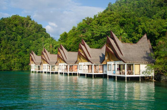 Club Tara Resort in Bucas Grande