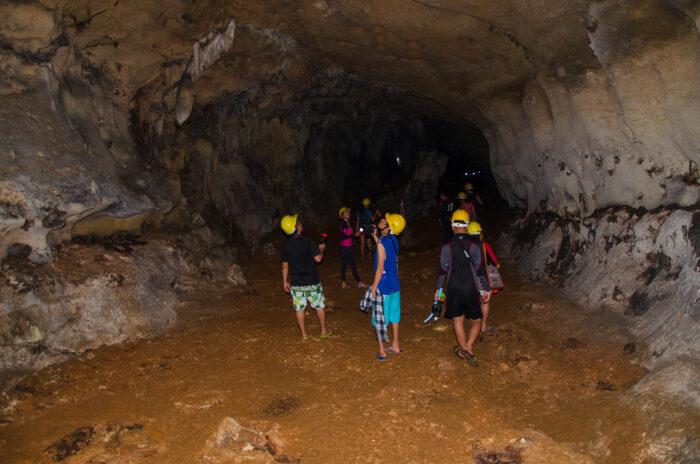 Crystal Cave at Sohoton Cove National Park