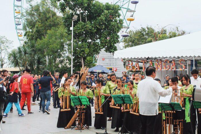 Cultural Performers at Calabarzon Travel Expo 2019