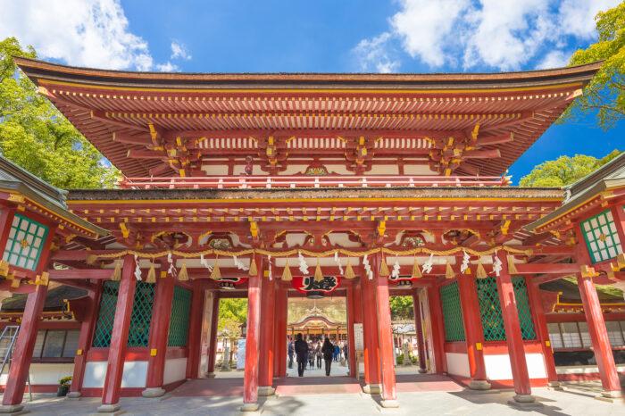 Dazaifu shrine - Fukuoka Travel Guide