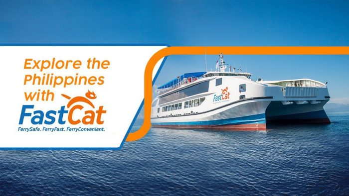 FastCat launches Batangas to Coron and El Nido routes