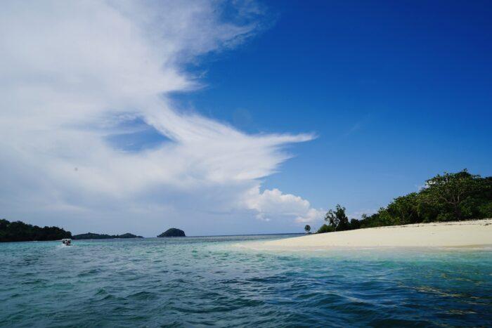 Island-Hopping in Once Islas Zamboanga City