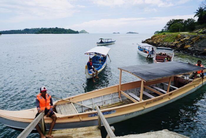 Island Hopping in Once Islas in Zamboanga City