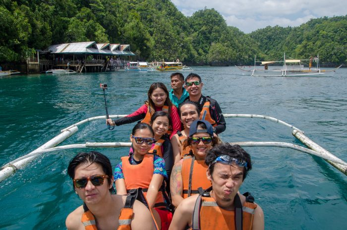 Island Hopping Tours in Sohoto Cove National Park