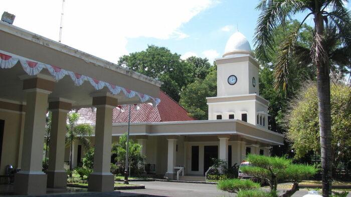 Mataram City Hall photo by Torbenbrinker via Wikipedia CC