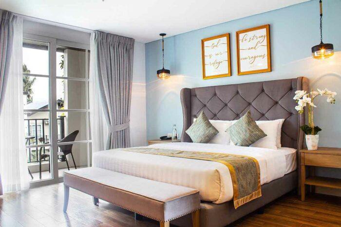 Royale Parc Tagaytay Hotel Room