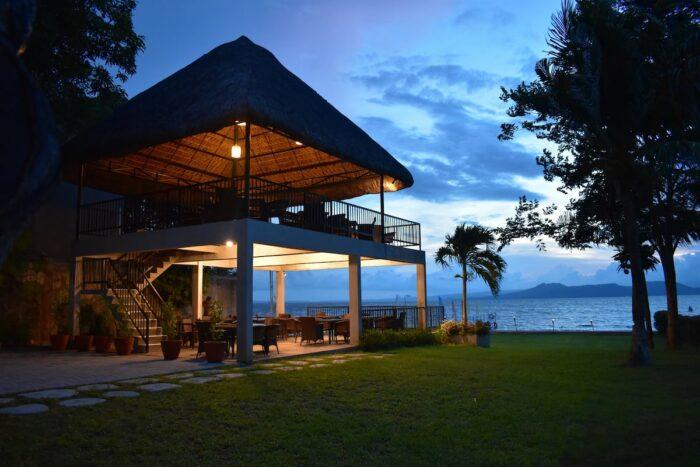 Sunset Cruises at Lake Taal photo via Lima Park Hotel FB Page