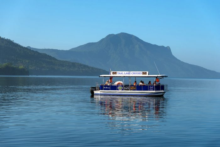 Taal Lake Cruises photo via LimaPark Hotel FB Page