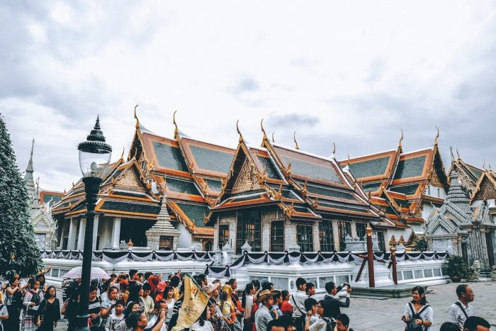 The Grand Palace Bangkok by @hannynaibaho via Unsplash