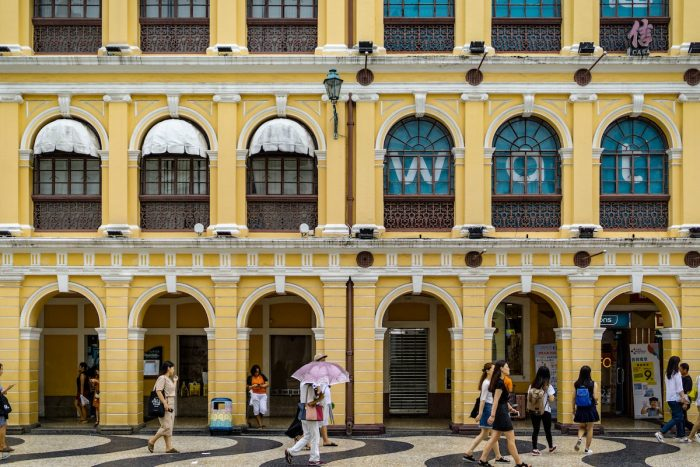 Visiting Macau, China photo by @haru_pic via Unsplash