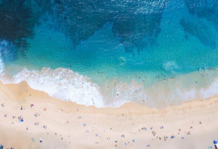 Waimea Bay Beach by @mganeolsen via Unsplash