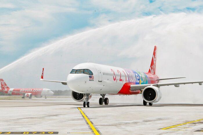 AirAsia Travel Advisory