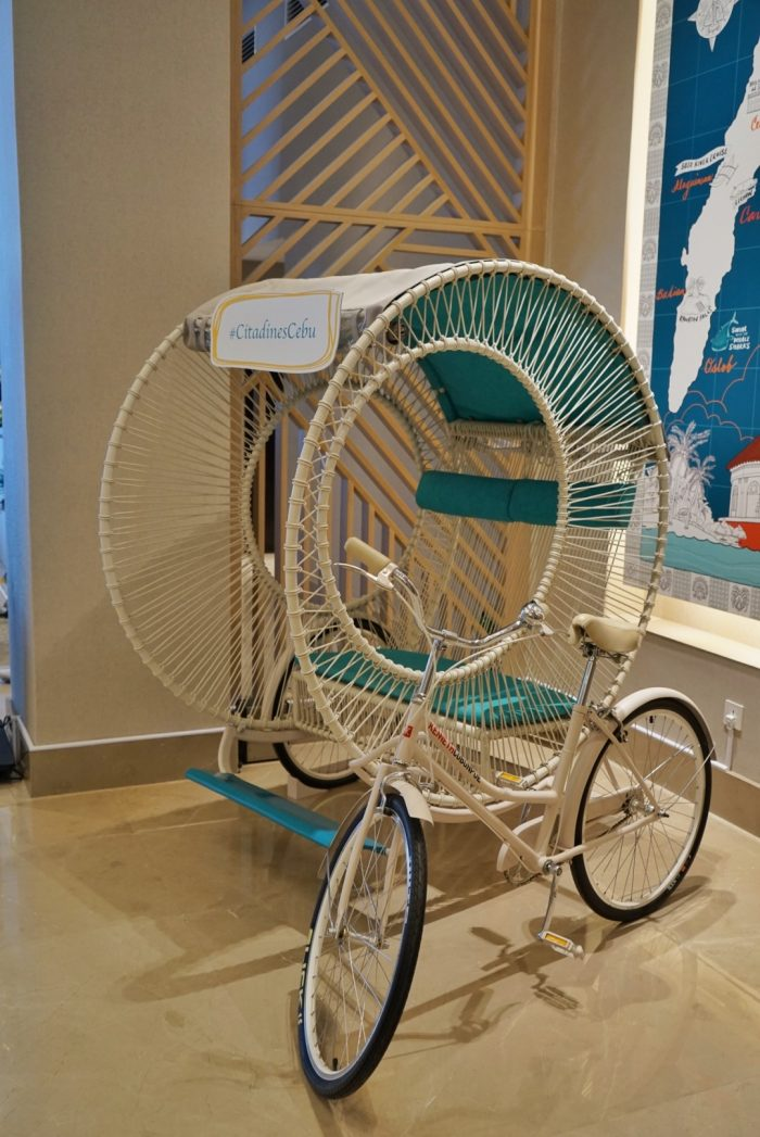 Bike designed by Kenneth Cobonpue