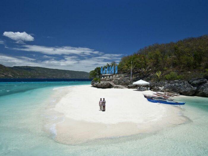 Bluewater Sumilon Island Resort in Oslob Cebu