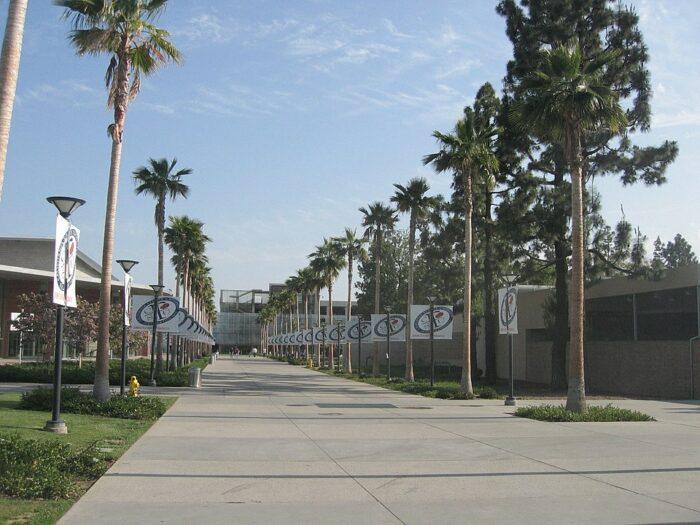 California State University Fullerton Campus by Arnold C via Wikipedia CC